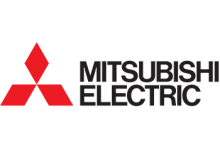 Logotipo Mitsubishi electric